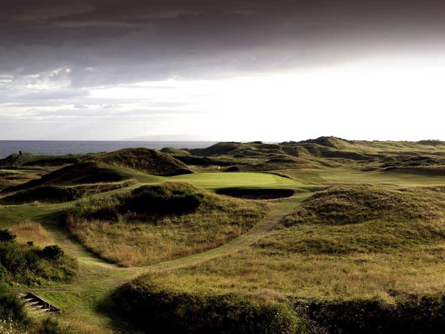 Open Championship Links Package